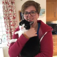 Kitty Angels Cat Sitting Service Warwick & Leamington Spa - Becca