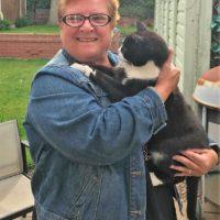 Paulette - Cat Sitter Kitty Angels Telford