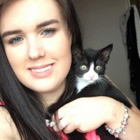 Grace - Cat Sitter Kitty Angels Birmingham