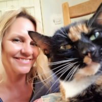 Beverley - Cat Sitter Kitty Angels Warick, Leamington Spa and Kenilworth