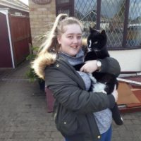 Beckie - Cat Sitter Kitty Angels Nuneaton
