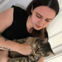 Courtney - Cat Sitter Kitty Angels Milton Keynes