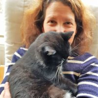Kellie - Cat Sitter Kitty Angels Birmingham