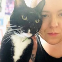 Marie - Cat Sitter Kitty Angels Birmingham