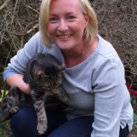 Julie - Cat Sitter Kitty Angels Birmingham