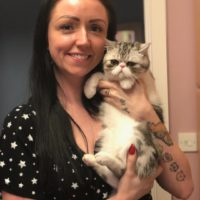 Kerrie - Cat Sitter Kitty Angels Birmingham