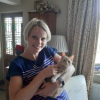 Julie - Cat Sitter Kitty Angels Telford