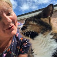 Ruth - Cat Sitter Kitty Angels Telford