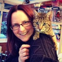 Nicola - Cat Sitter Kitty Angels Warwick