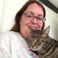 Gemma - Cat Sitter Kitty Angels Solihull